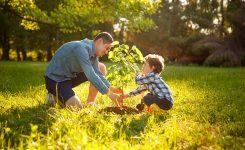 El compromiso de las nuevas generaciones con cuidado ambiental